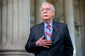McConnell does the GOP no favors ...