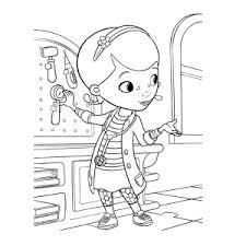 Doc Mcstuffins Kleurplaten Leuk Voor Kids