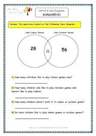 Venn Diagram Math Problems Venn Diagram Math Problems 7th Grade Transindobalon Com