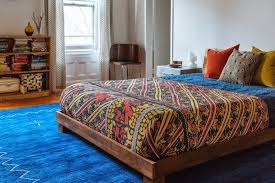 cozy bed nook earthy natural bedroom check out