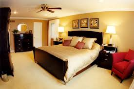 Cool Lighting Plans Bedrooms. We Used Lamps And Recessed Lighting For This  Master Bedroom Cool