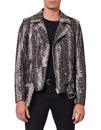 python leather jacket image 1