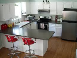 painting wood cabinets whitePainting Wood Kitchen Cabinets White  Home Design Ideas