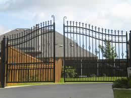 metal fence gate. Delightful Ideas Metal Fence Gates Marvelous Gate