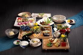 Vegetarian Zen Temple Cuisine At Kanga An In Kyoto Standard Dinner