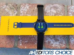 Realme Watch S Review: Stylish, Smart ...