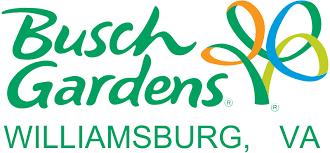 bush garden williamsburg. Busch Gardens Williamsburg Logo Bush Garden