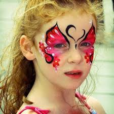 cool face painting ideas for kids which transform the faces of little