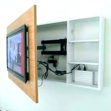 hide tv furniture. Hidden Stand Lift Furniture Cabinet Bed With Tv Hide Flat Screen