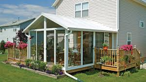 best patio enclosures kit