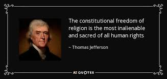 Religion Quotes Delectable TOP 48 FREEDOM OF RELIGION QUOTES Of 48 AZ Quotes