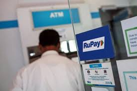 Image result for images of rupay card