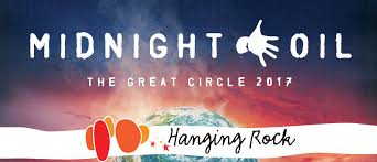 <b>Midnight Oil 'The</b> Great Circle' Hanging Rock 2017 Australia Official ...