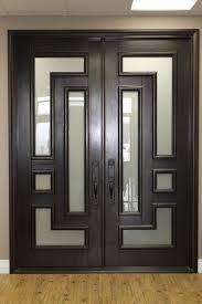 Creativity Modern Front Double Door Designs Design Of Doors For Ideas
