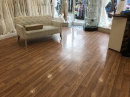 caring laminate wood floors
