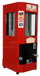 Select O Vend Candy Machine Custom Hake's SELECTOVEND BOXED GUMCANDY BAR MACHINE
