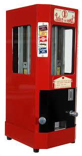 Select O Vend Candy Machine Custom Hake's SELECTOVEND BOXED GUMCANDY BAR MACHINE
