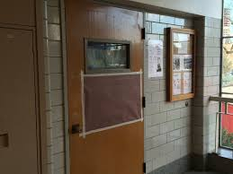 classroom door with window. Amazing High School Classroom Door With Lincoln Vandals Paint Swastika Break Windows OregonLive Window O