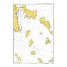 Steno Chart Admiralty Chart 1038 Steno Sifnou To Steno Kafirea