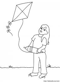 Small Picture 13 best Kites images on Pinterest Coloring sheets Kites and