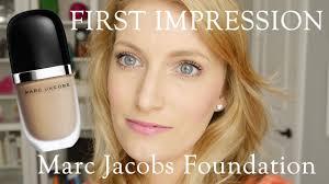Bisque Light 22 First Impression Marc Jacobs Genius Gel Foundation