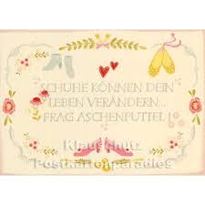 Sprüche Postkarte Aschenputtel