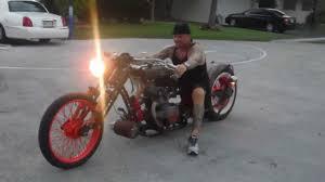 custom built bike rat rod for sale or trade youtube