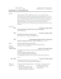 Resume Templates Word For Mac Free Resume Templates In Word Format