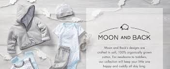 Paper Moon Clothing Size Chart Moon And Back Baby 8 Piece Organic Playtime Gift Set