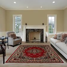 large traditional 9x12 oriental area rug persian style carpet 9x12 area rug
