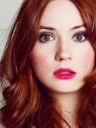 bronze copper and gold will work to help warm your eyes regardless of what you choose any of these shadows will look great with brown eyes redhead
