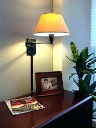 wall mount plug in lamp. Swing Arm Wall Lamps Plug In Mounted Lamp Stylish Mount D
