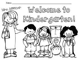 Small Picture Back To School Coloring Pages First Grade And Kindergarten