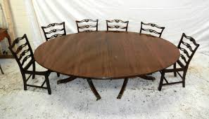 dining tables large oval dining table seats 10 large round dining table seats 8 large