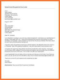 Reception Cover Letters 14 15 Legal Receptionist Cover Letter Csrproposal Com
