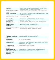 Market Research Report Layout Marketing Research Report Template