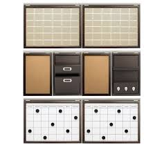 pottery barn office organizer. daily system 48 pottery barn office organizer