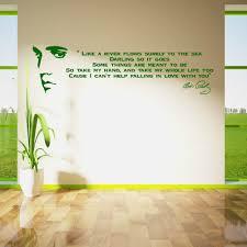 ELVIS PRESLEY TESTI DELLE CANZONI COME Un FIUME Vinyl Wall Art Sticker  camera decalcomania Personalizzare Colori disponibili Wall Sticker Carta Da  Parati D412|sticker wallpaper|stickers roomvinyl wall - AliExpress