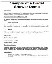 Bridal Shower To Do List Templates Free Word Pdf Format