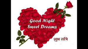 Good Night Image With Love Quotes Text Shayari Download