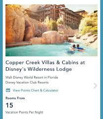 Parkhoppers Poll 52 Favorite Vacation Club Resort Disney