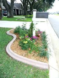 landscaping around mailbox post. Landscaping Around Mailbox Post A Lamp Front Sidewalk To Photo This .