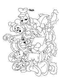 Kleurplaten Walt Disney Figuren Kids N Fun 49 Kleurplaten Van Mickey