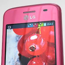 LG Optimus L1 II Tri E475 Pink 3D Model ...