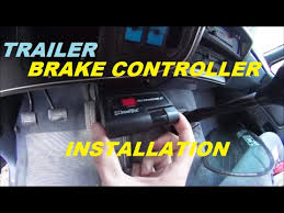 trailer brake controller installation ford f250 and pretty much trailer brake controller installation ford f250 and pretty much any vehicle