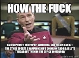 Annoyed Picard meme collection 1mut.com (24) | #1 Mesmerizing ... via Relatably.com