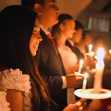 Candle Lighting 2018