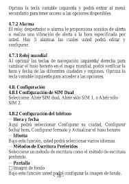Verykool i240 Manual del usuario ...