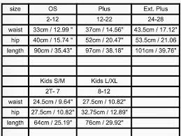 L Xl M Size Chart Sizing Chart And Information For Purple Pineapple Apparel