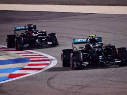 7th december, 2020 15:19 ist george russell lauded by fans as mercedes star's sakhir gp ends in heartbreak formula one fans have heaped praise on george russell, who was denied a first grand prix win on his mercedes debut at the sakhir grand prix. George Russell Would Not Have A Chance Against Hamilton In The Same Car Schumacher Essentiallysports